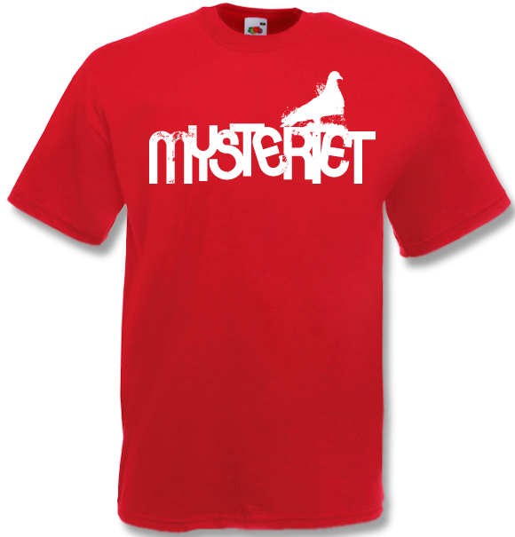 Köp Mysteriet t-shirts